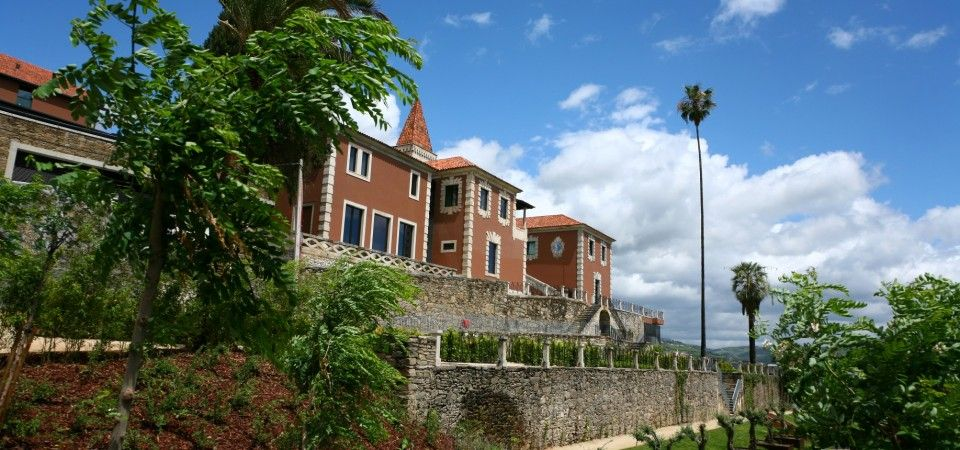 "nestled high above the Douro River Valley this 5 star spa hotel is ""the"" place to stay whilst visiting northern Portugal"