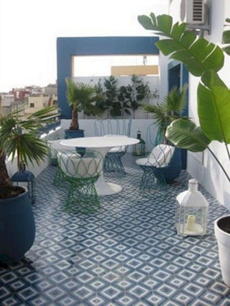 Excellent 24 Marvelous Moroccan Balcony Design And Decorating Ideas Camellatalisay Diy Chair Ideas Camellatalisaycom