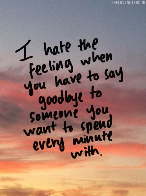 Sad Love Quotes Hate Saying Goodbye Mess Love Quotes
