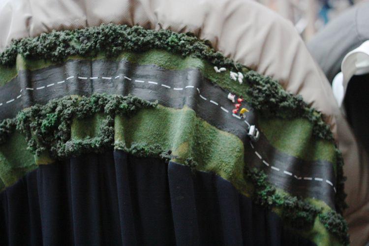 센트럴 세인트 마틴 BA 대학원 패션 쇼 2013 | BA 파이널 컬렉션, 패션, 패션쇼 | 1 Granary1 곡창 | 센트럴 세인트 마틴의 학생들이