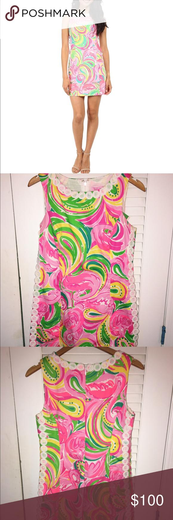Lilly Pulitzer Mila Shift Dress \