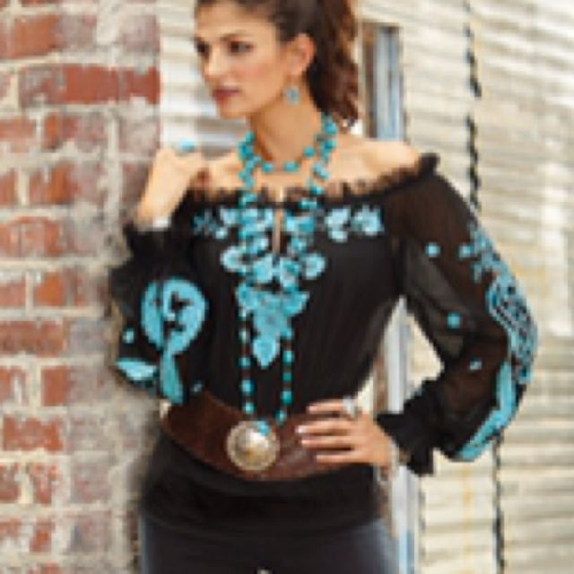 Crows nest trading company. I love the top and the belt. The belt really draws attention to the tiny waist.