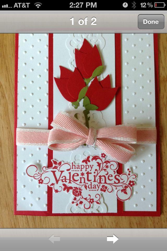 valentines day card  valentine cards handmade valentines