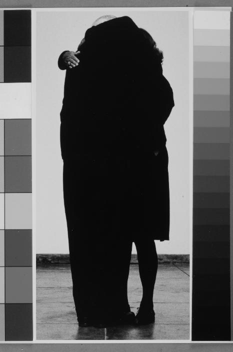 Helena Almeida, Abraço, 2007