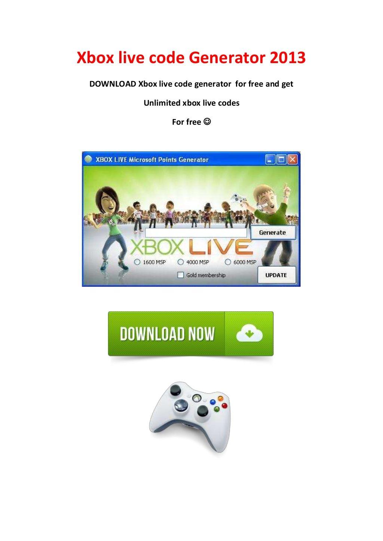 Comment Avoir Xbox Live Sur Xbox 360