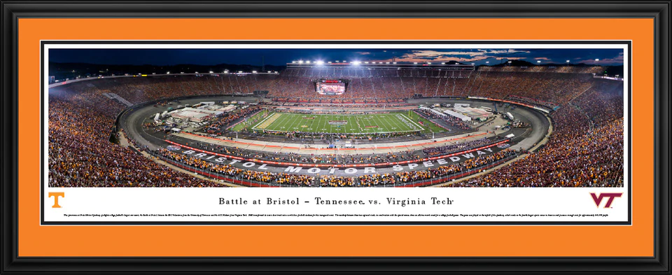 2016 Battle at Bristol Panoramic Picture Tennessee