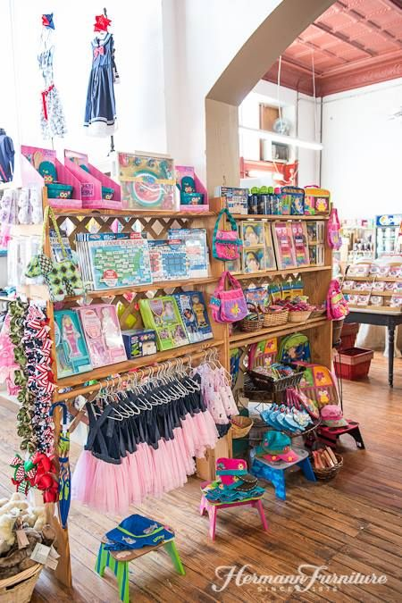 Hermann Furniture and General Store Children's Boutique