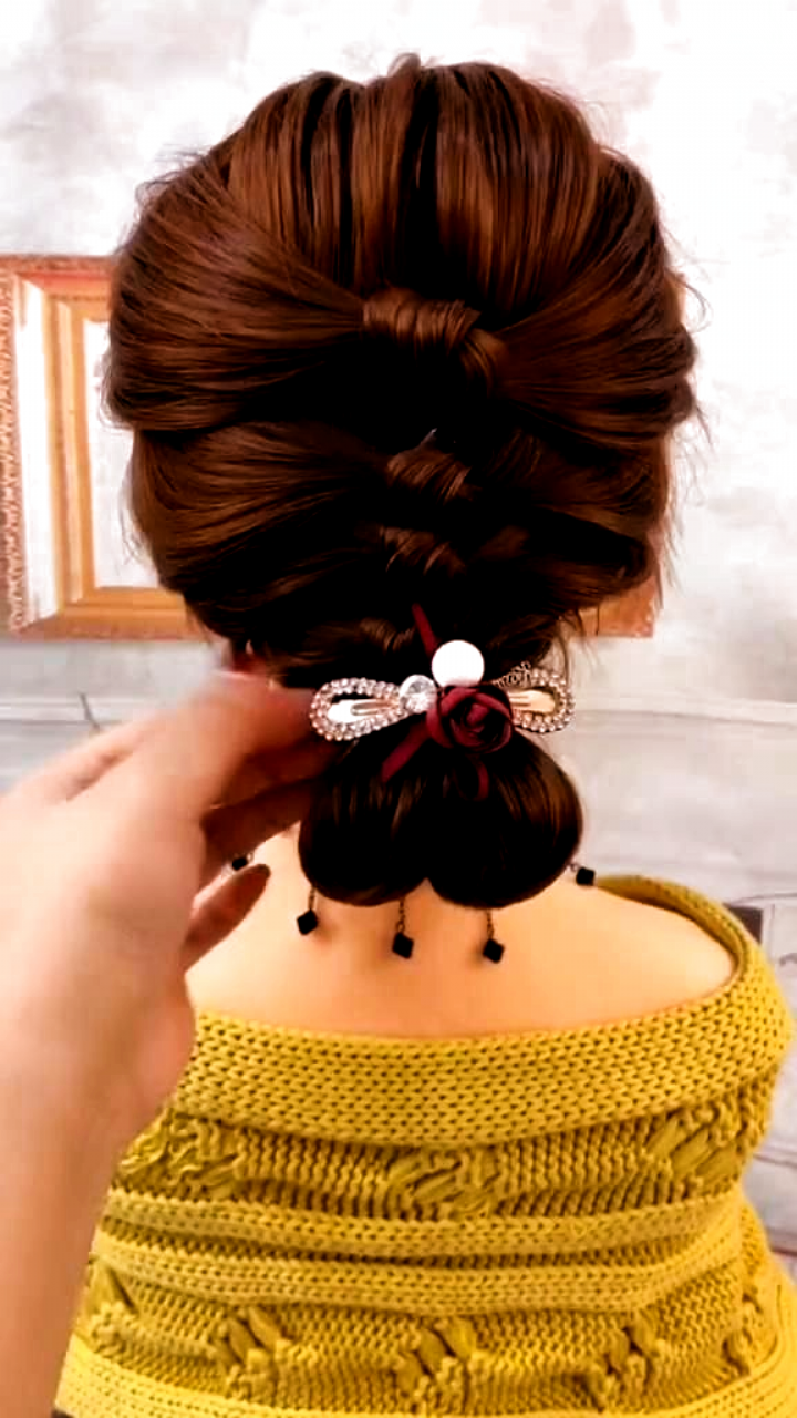 Access all the Hairstyles: - Hairstyles for weddin