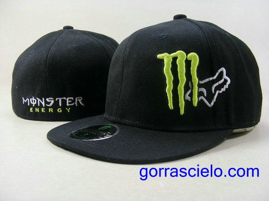 d62d89993fb48 Comprar Baratas Gorras Monster Energy Fitted 0095 Online Tienda En Spain.
