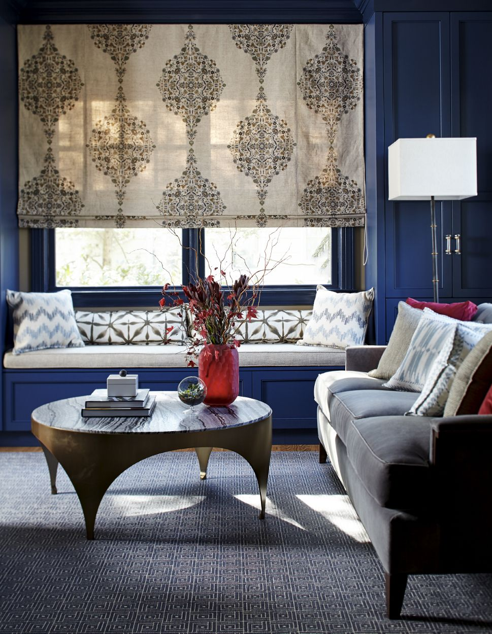Here S Proof That Blue Accent Walls Are Always A Good Idea