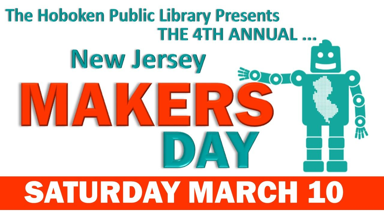 Pin by Hoboken Public Library on Special Programs at the