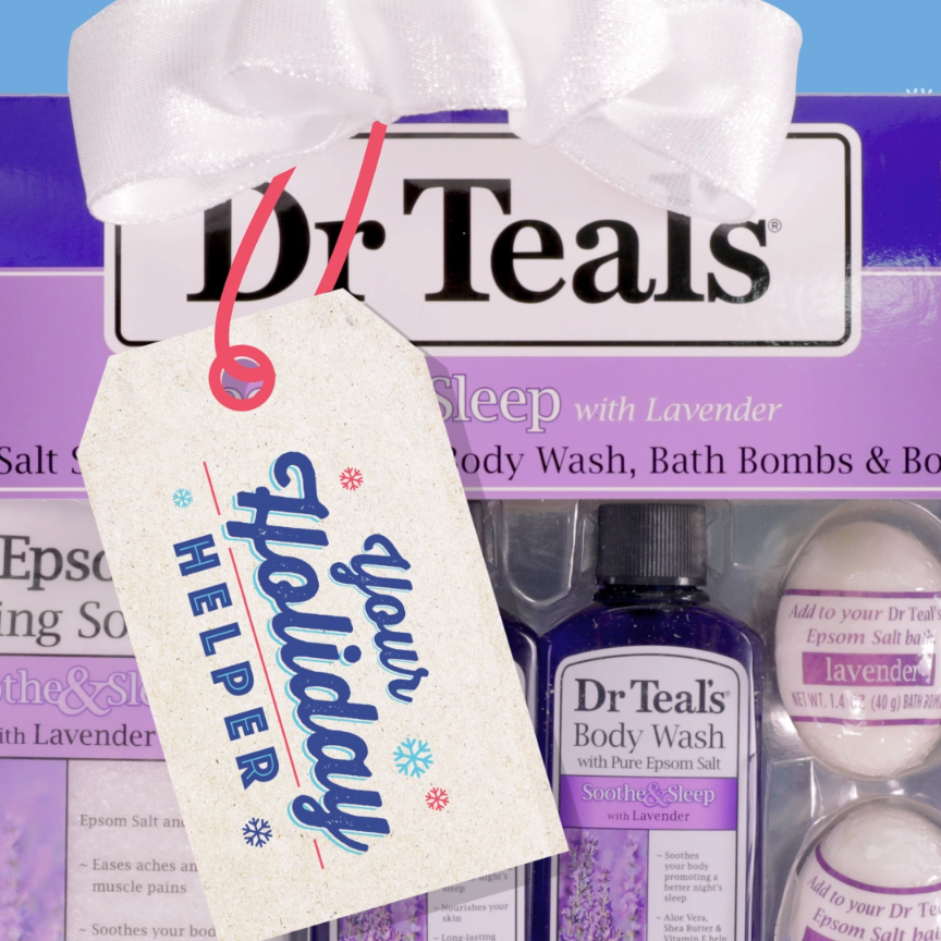9af32e40049f Starting the holiday gift search  Let these self-care gift sets put you  (and them) at ease. Shop now at your local Rite Aid.