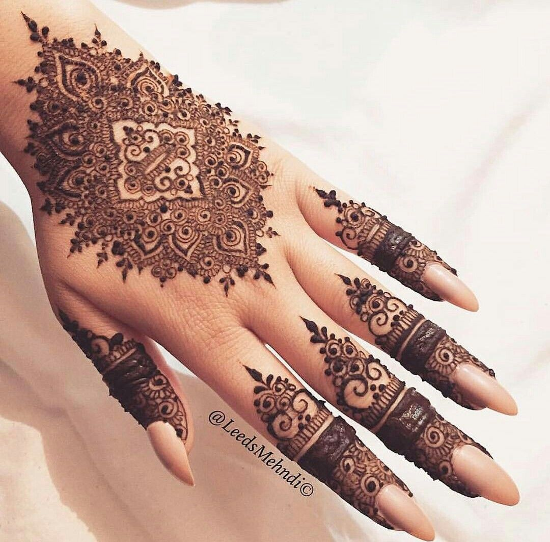 Traditional Henna Tattoo: Pinterest: Skimmedd ☾
