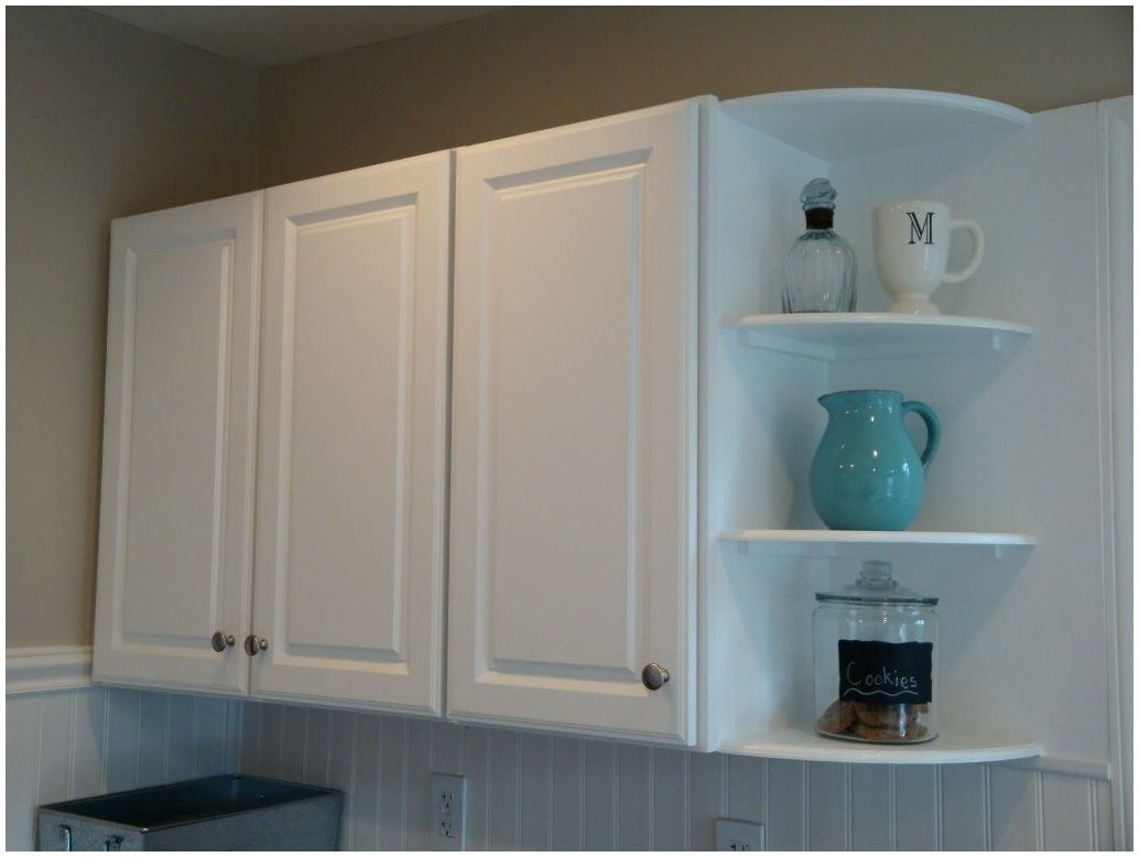 Corner Shelf Unit For Kitchen Counter Answerplane Com Corner Kitchen Cabinet Kitchen Wall Shelves Kitchen Cabinets