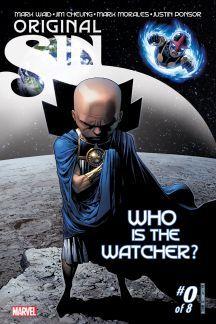 Original Sin #0  #mindcomics #comicsdrawings
