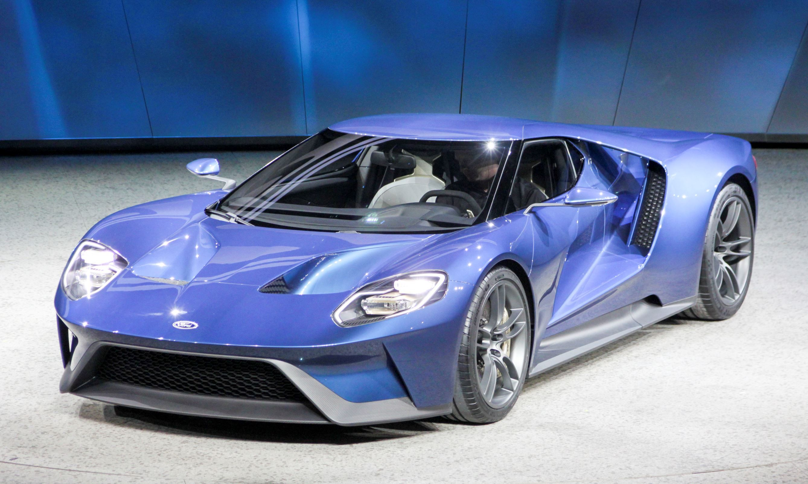 American Power Brokers Ford Gt Price Tba In  Three Ford Gt Race Cars