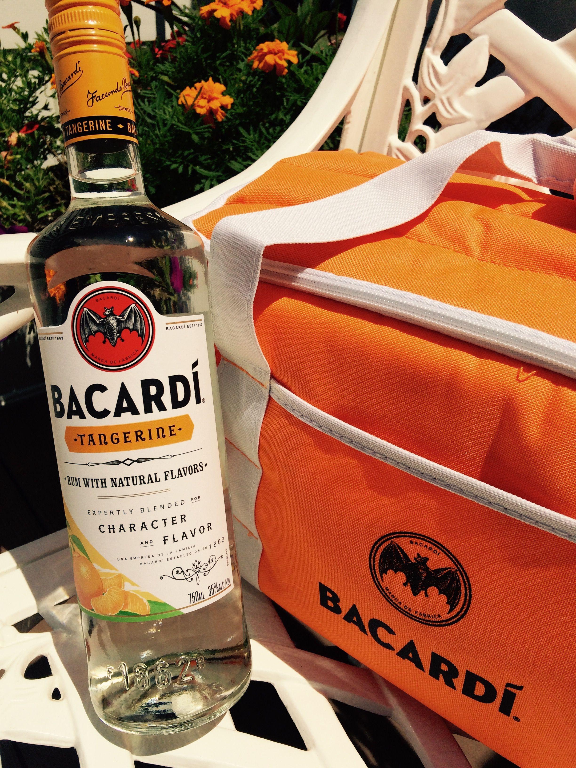 New Bacardi Tangerine Bartender Com Bacardi Tangerine Bacardi Rum