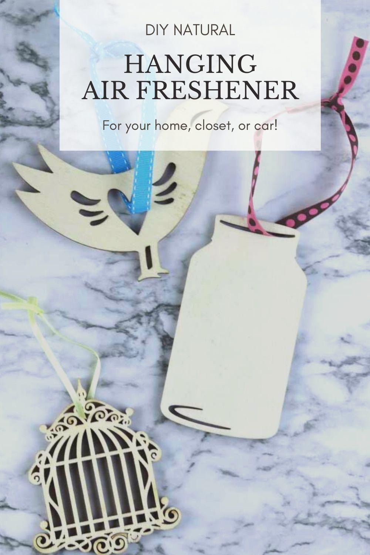 Diy Hanging Air Freshener With Essential Oils In 2020 Odor Eliminator Diy Diy Natural Products Homemade Air Freshener