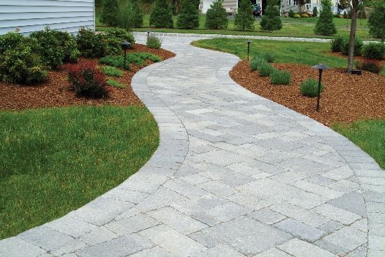 Paver Walkway Design Ideas 1000 Images About Front Sidewalk On .