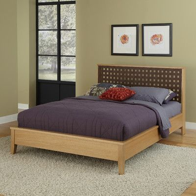 Home Styles Rave Panel Bed Size King Products Pinterest