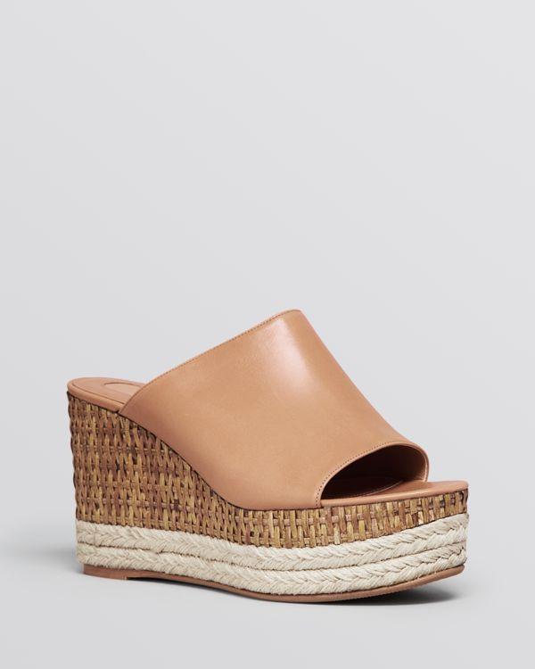 Salvatore Ferragamo Slide Wedge Sandals official sale online get to buy online qhfkyJ