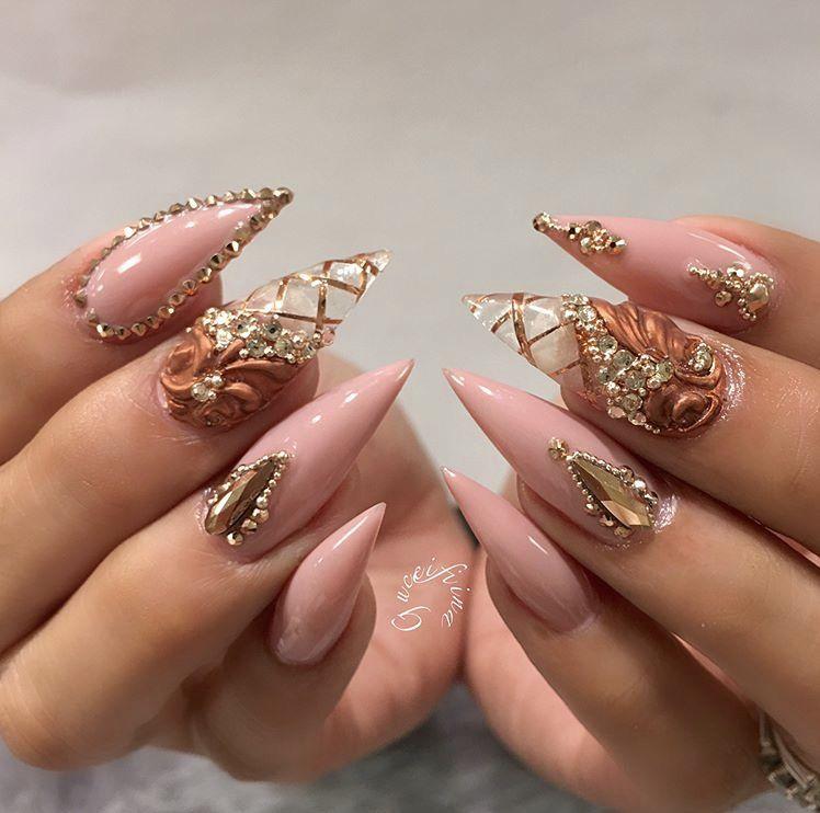 Pin de Taneil J en Nails | Pinterest | Diseños de uñas, Arte de uñas ...