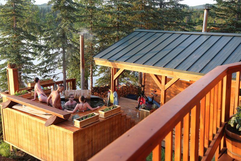 alaska rustic cabins - Google Search