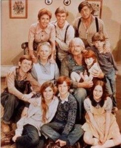Loved the Waltons.... ♥