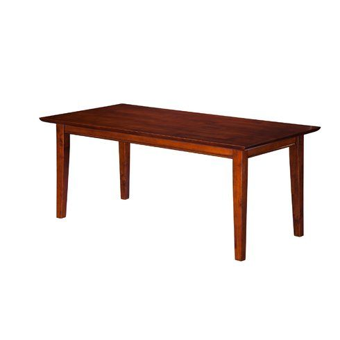 Ithaca Solid Wood Frame Coffee Table Coffee Table Wood Coffee Table Atlantic Furniture