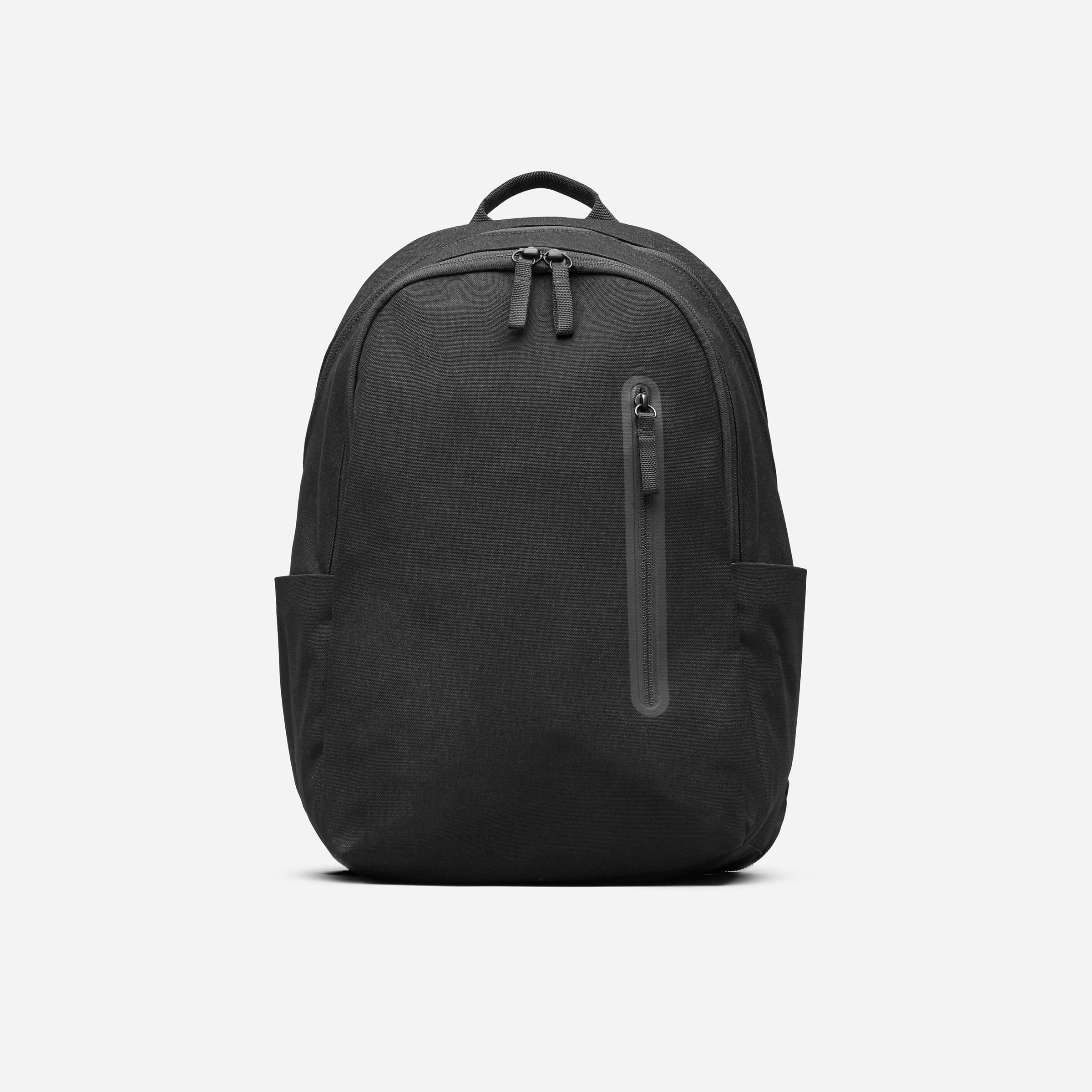 93b8b87f8ca4 Our Modern Commuter Backpack—now even more durable. Made of durable nylon  bonded with a TPE backing for water resistance