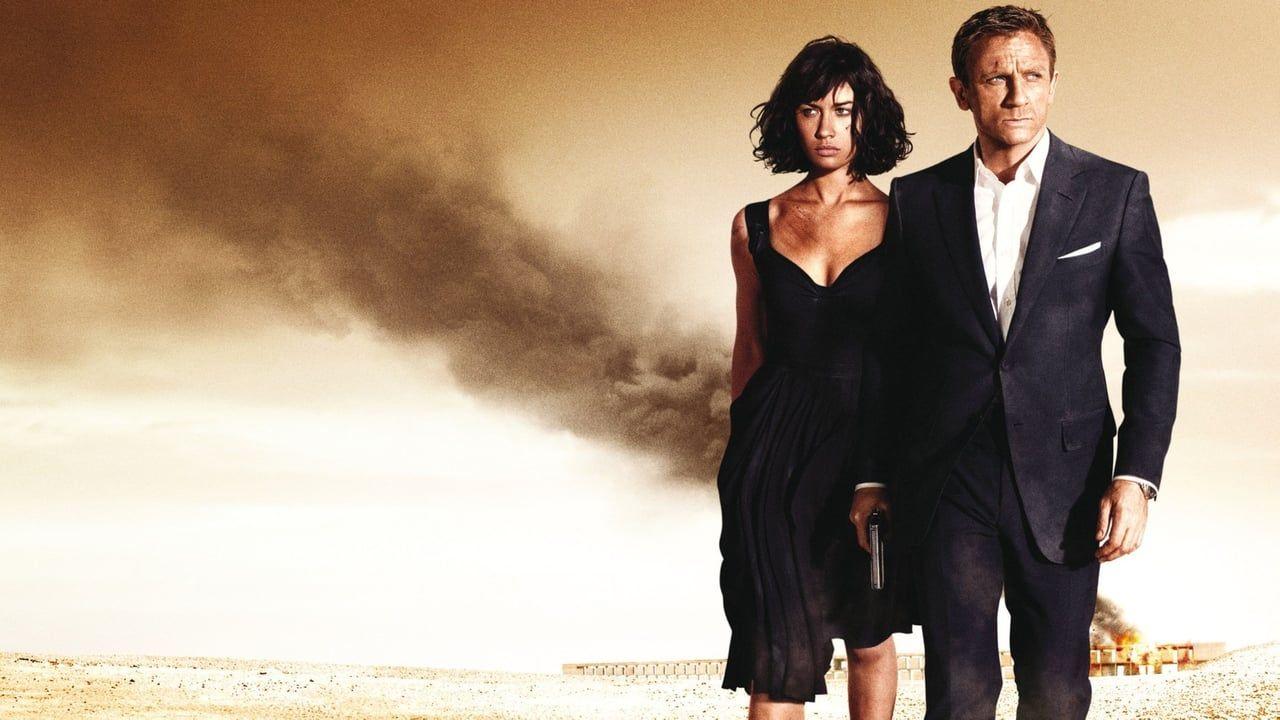 007 Quantum Of Solace Ver Y Transmitir Peliculas En Linea