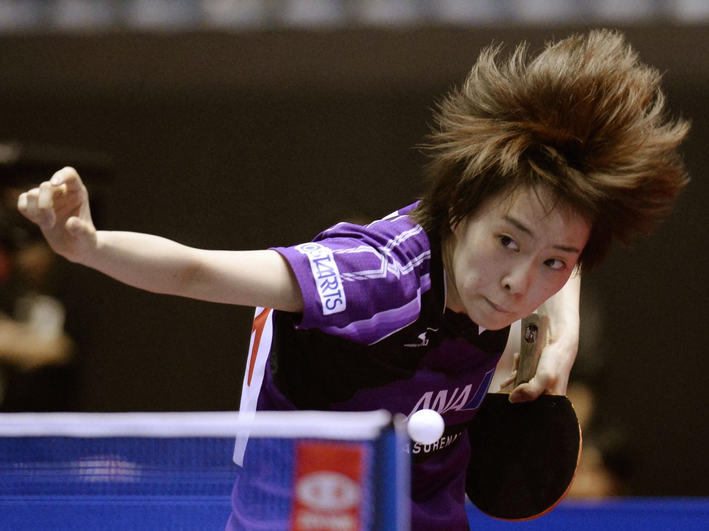 Found on Google from japantimes.co.jp Table tennis