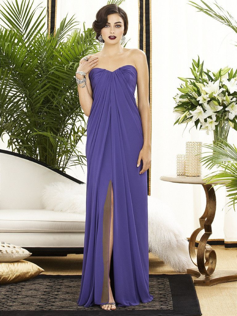 Dessy Collection Style 2879 - Sample | Vestidos de fiesta, Fiestas y ...