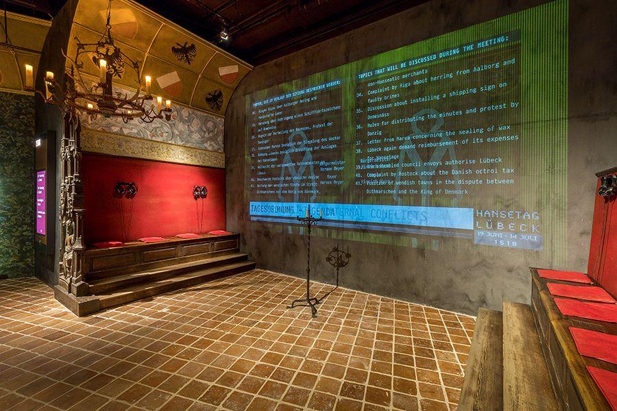 Europaisches Hansemuseum Bildertour Durchs Museum Mit Vielen Infos Stadt Fotografie Museum Bilder