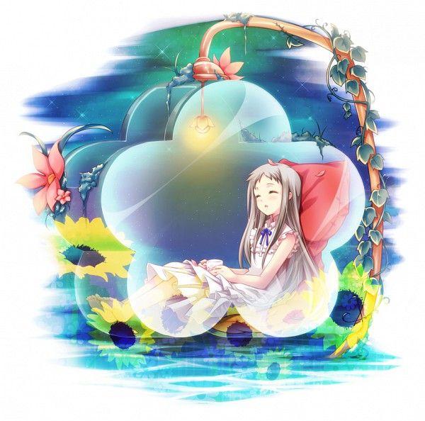Tags: Anime, Fanart, Pixiv, Ano Hi Mita Hana no Namae o Bokutachi wa Mada…