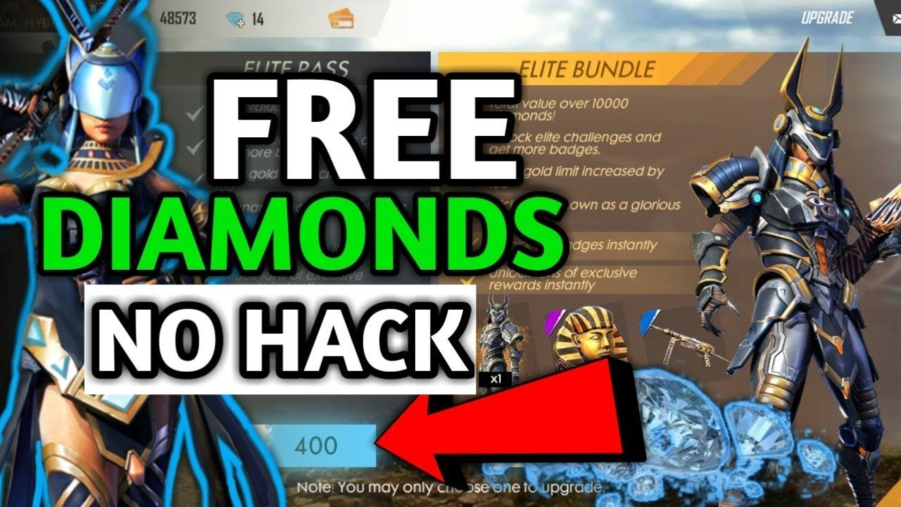 Garena Free Fire Hack 2019 Unlimited Diamonds and Coins