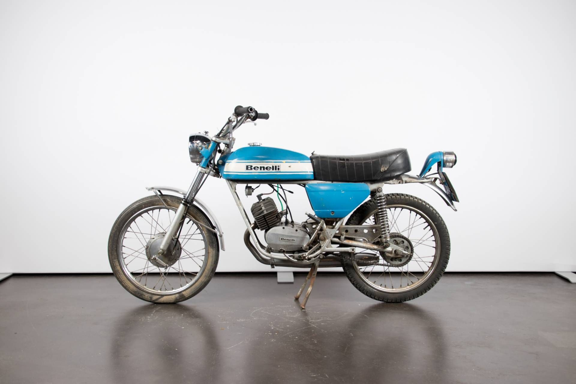 Benelli 90 Turismo | Motorcycles | Classic motorcycles for