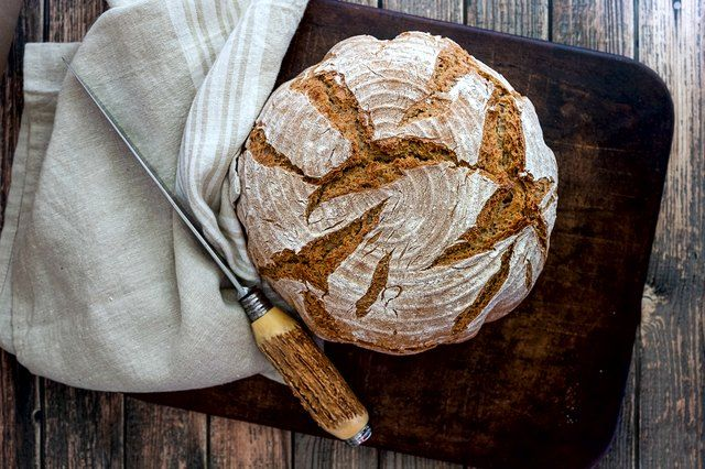 When Baking Bread With Yeast, Do You Use Self-Rising Flour ...
