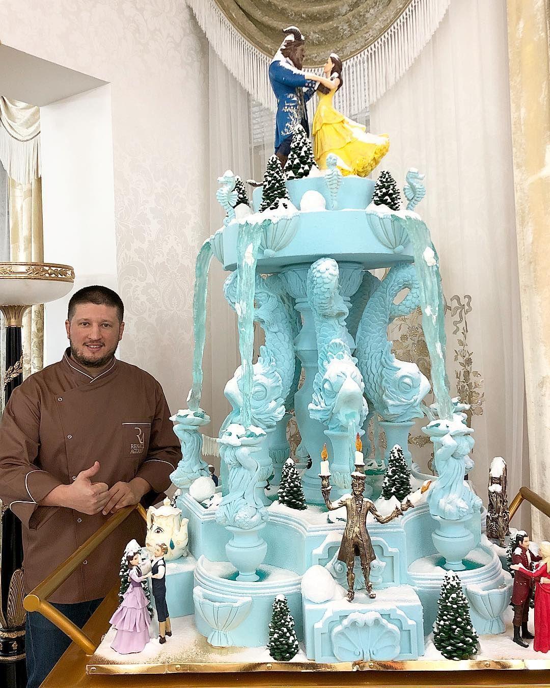 Photo of Este ex-boxeador crea pasteles tan magníficos que mirarlos nos hace sentir llenos (de felicidad)