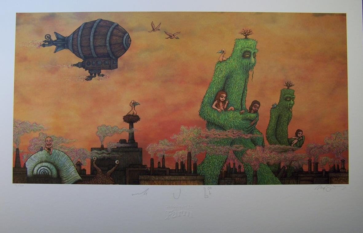 Dinosaur Jr Farm Art Farm Art Album Art