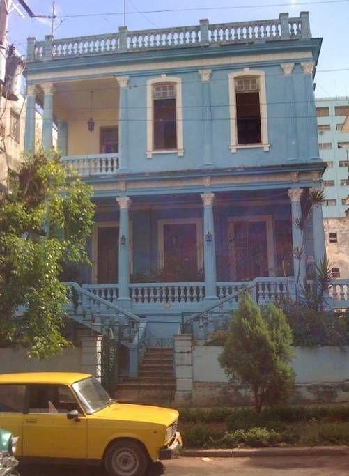 "BEAUTIFUL HOUSE IN HAVANA ""J 257"" Casas en alquiler en"