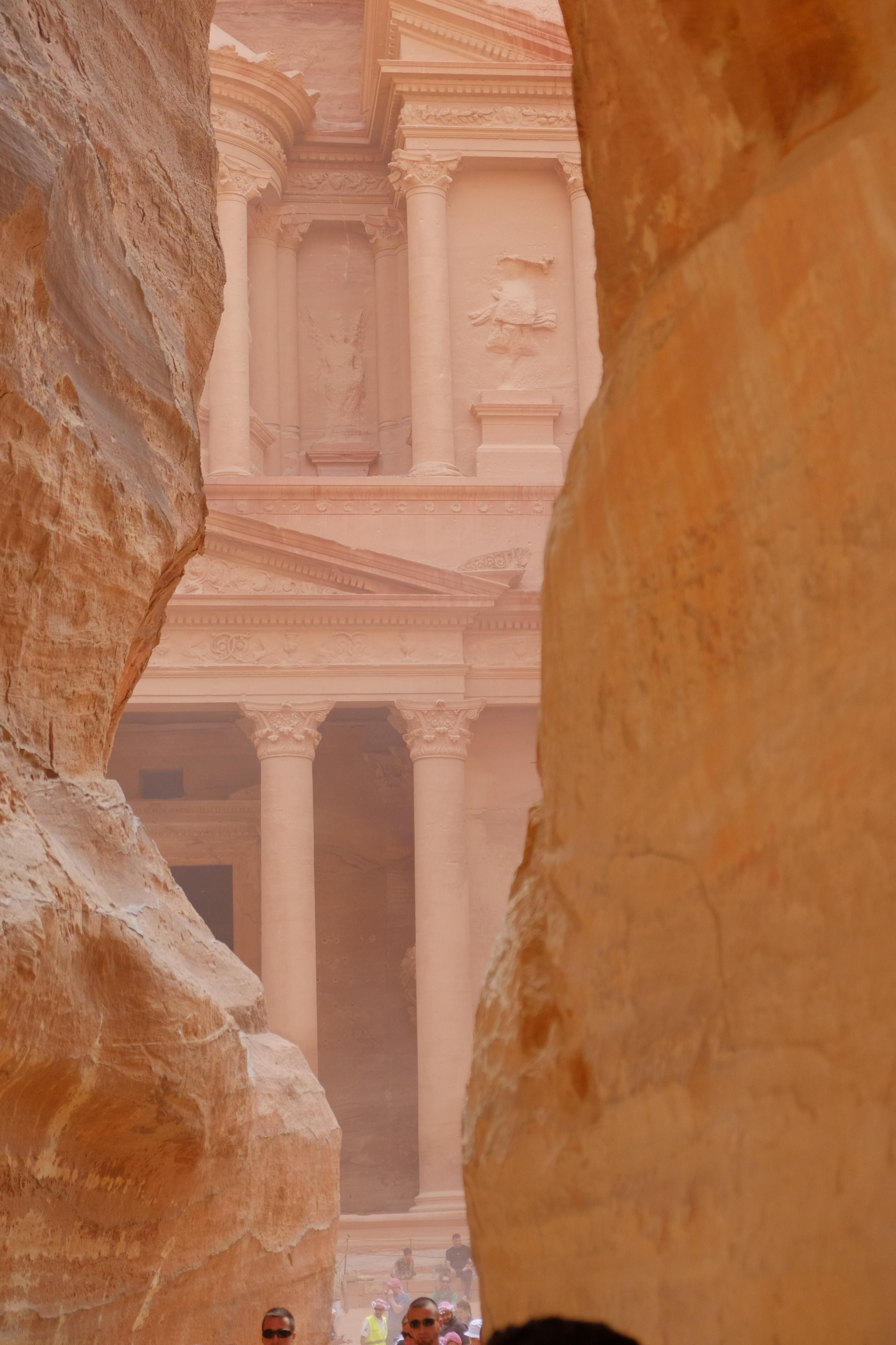 If you are ever in or near Jordan make sure to visit Petra! Took this with my XT1.