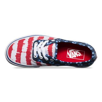 Dyed Dots & Stripes Authentic