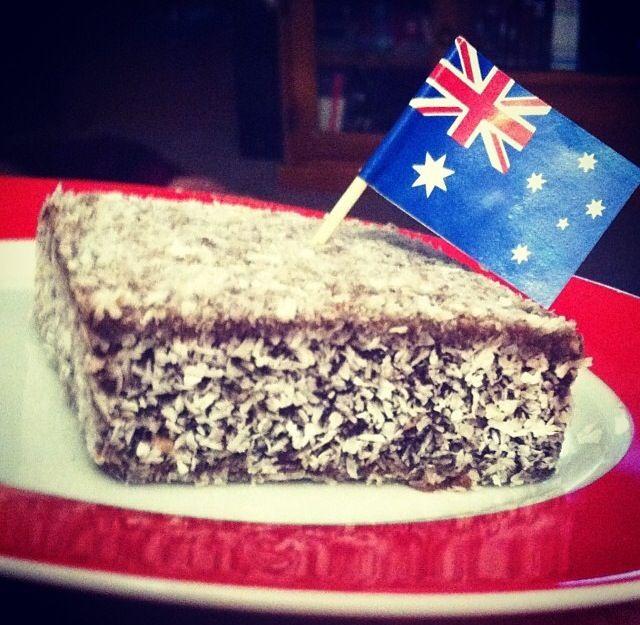 Midnight snack the Aussie way! #AustraliaDayOnboard