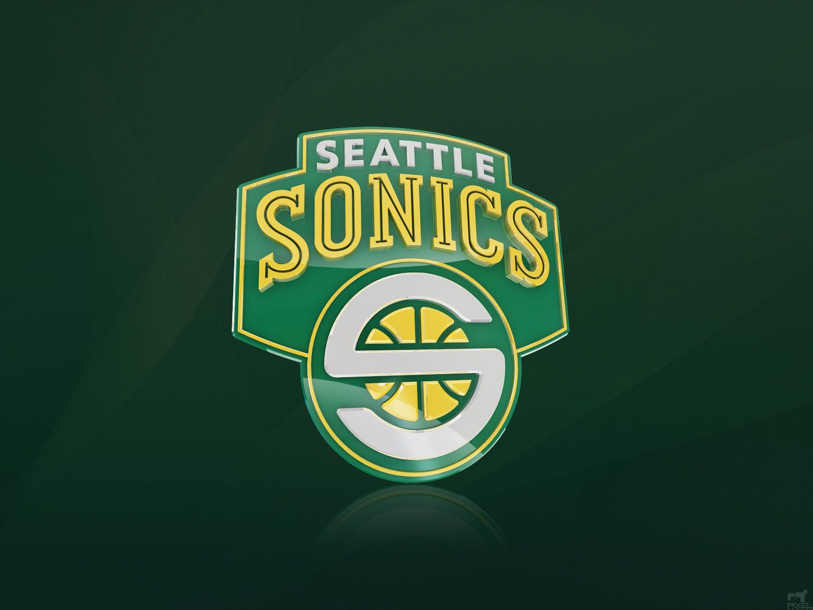 Sonics Nba Wallpapers Sports Team Logos Nba