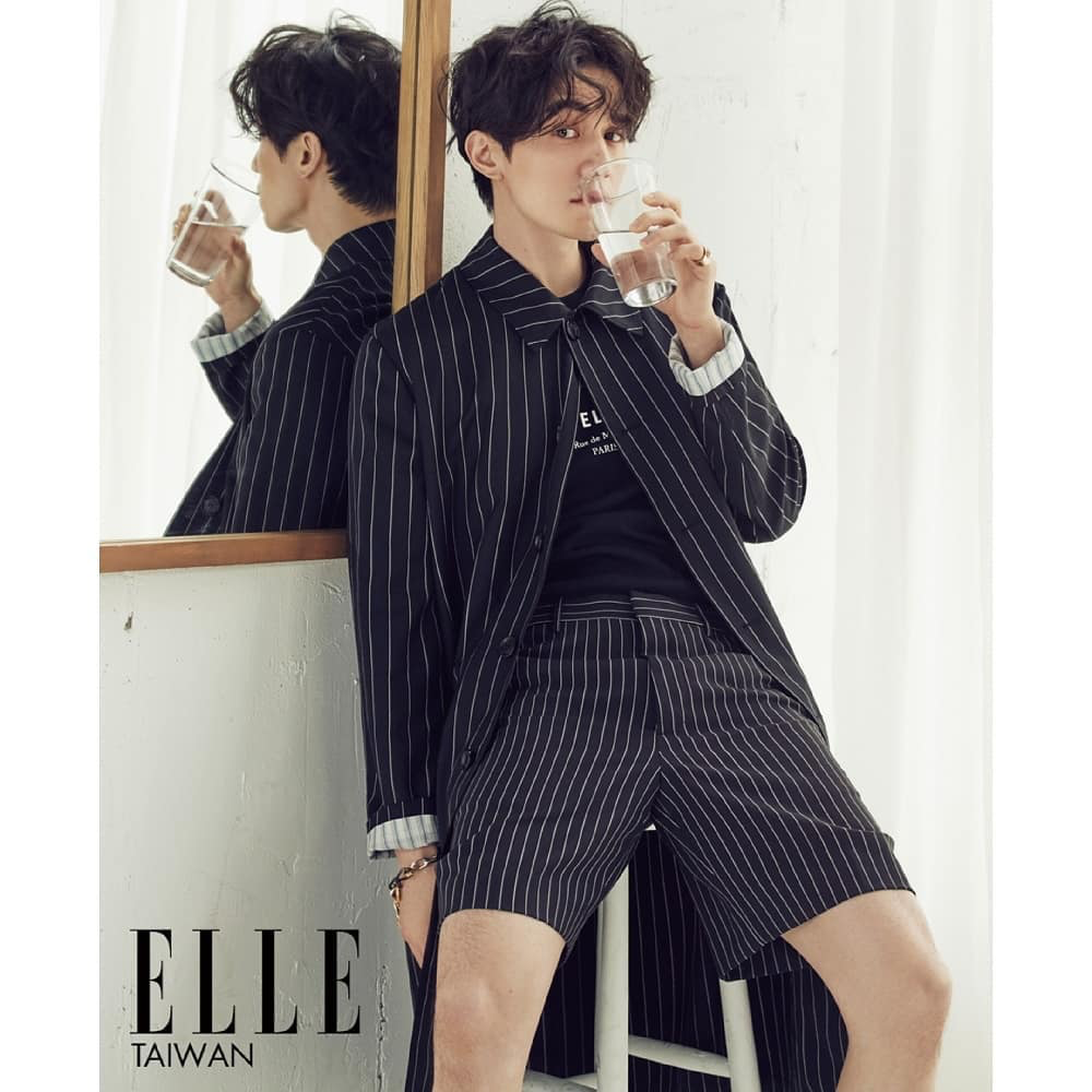 3878c0403793a Lee Dong Wook for ELLE Taiwan Male Fashion, Fashion Trends, Lee Dong Wook,