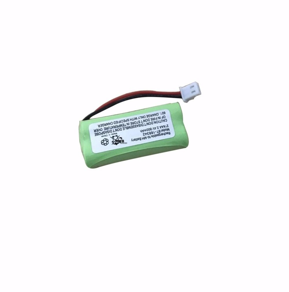 Bt 166342 2 4v 800mah Ni Mh Rechargeable Battery Pack Inner Cell For Cordless Phone Bt 166342 16 شيكل مع شحن م Cordless Phone Rechargeable Batteries Phone