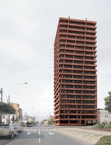 Apartment tower lima peru valerio olgiati 2010 for Apartment suche