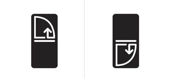 push/pull pictogram | primate design studio