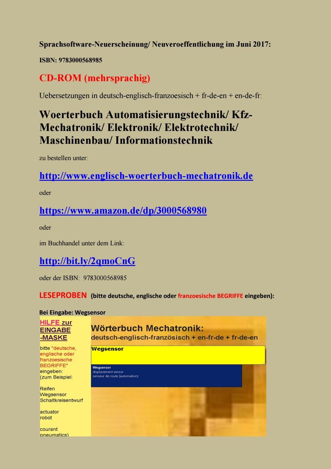 uebersetzen deutsch englisch